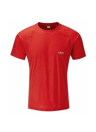 Rab Tişört Kırmızı
